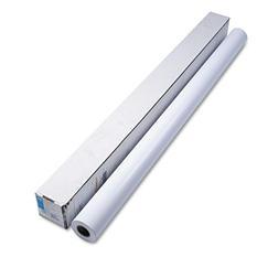 "HP Designjet Inkjet Large Format Paper, 60"" x 100 ft, White"
