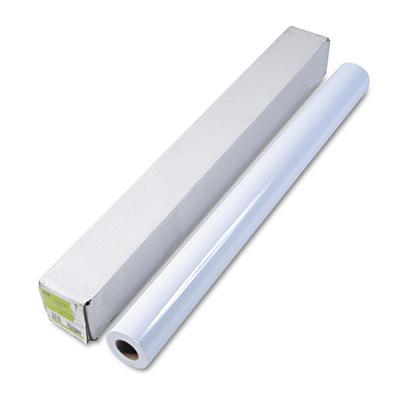 "HP Designjet Inkjet Large Format Paper, 42"" x 100 ft. -  White"