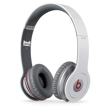 Beats Solo® HD On Ear Headphones - Red, Black, or White