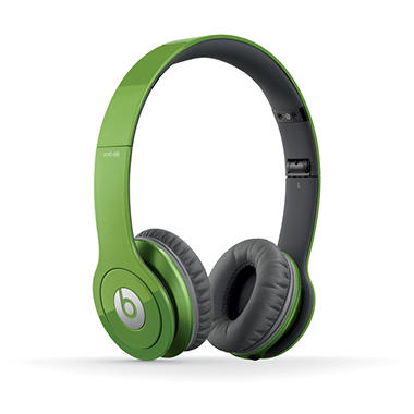 Beats Solo® HD On Ear Headphones - Green, Purple, or Pink