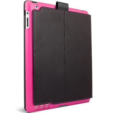 iFrogz Summit iPad Cover - Black and Pink