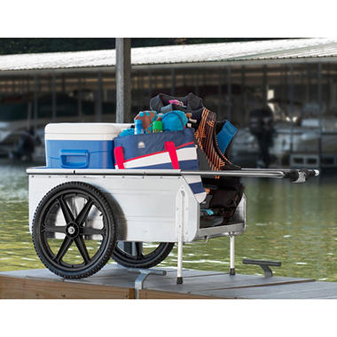 Folding Marine Cart