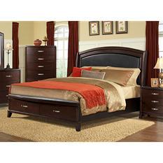 Elaine Storage Bed (Assorted Sizes)