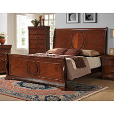 Brayton Sleigh Bed (Assorted Sizes)