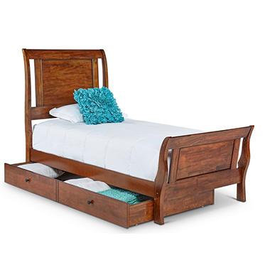Travis Trundle Bed Sam S Club
