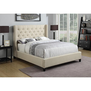 Cadence Upholstered Bed (Choose Size)