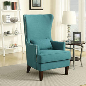 Kegan Wing Chair (Assorted Colors)