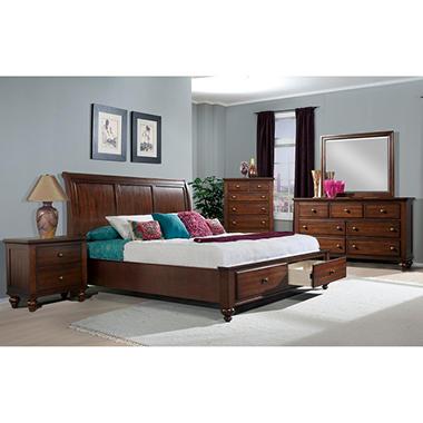 Channing Bedroom Furniture Set Sam 39 S Club