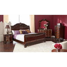 Victoria Bedroom Furniture Set (Assorted Sizes)