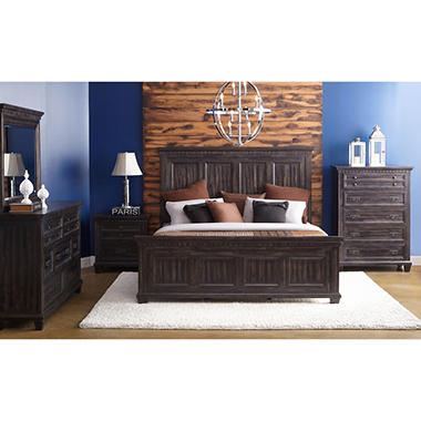 Steele Bedroom Furniture Set Assorted Sizes Sam 39 S Club