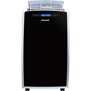Honeywell MM14CHCS 14,000 BTU Portable Air Conditioner with 12,000 BTU Heat Pump - Black/Silver