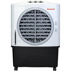 Honeywell CO48PM Indoor/Outdoor Evaporative Air Cooler - White/Black