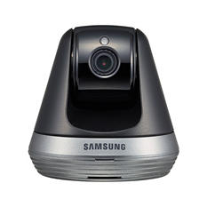 Samsung SmartCam Wi-Fi Pan/Tilt Camera with 16GB Micro SD Card