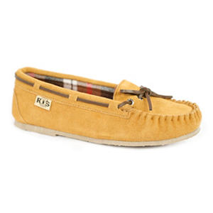 Men's Leather Moccasin