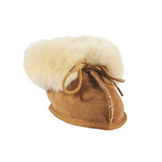 100% Genuine Sheepskin Baby Bootie (Assorted Colors)
