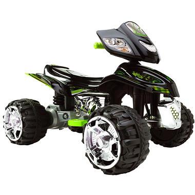 Commander Quad ATV - 12 Volt Battery Powered Ride-On