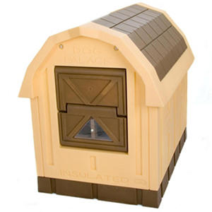 ASL Solutions Insulated Dog Palace (Choose Your Color)