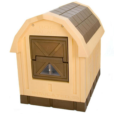 ASL Solutions Dog Palace Insulated Dog House