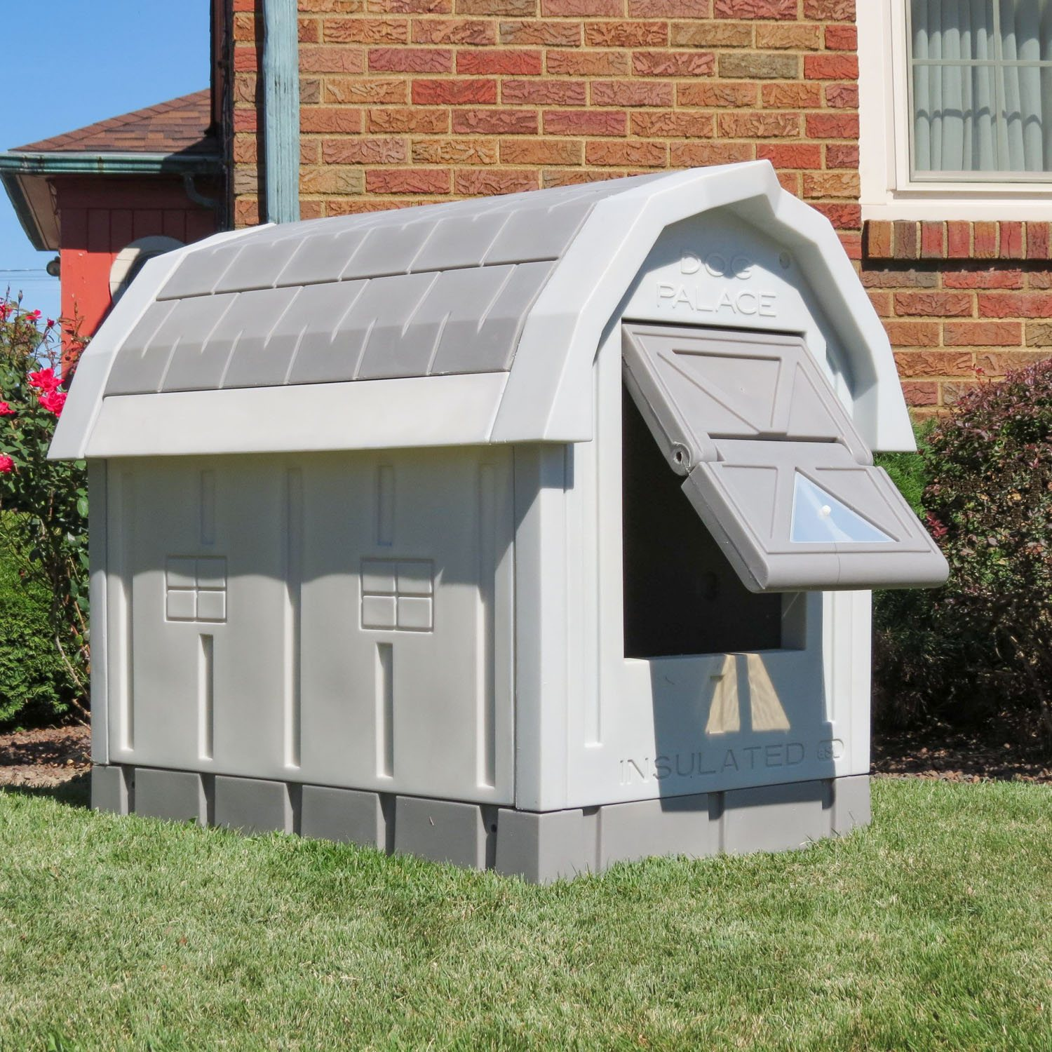 ASL Solutions Deluxe Insulated Dog Palace