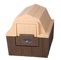 DP Hunter - Insulated Dog House - Warmer in the Winter, Cooler in the Summer
