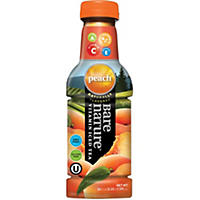 Bare Nature Peach Vitamin Iced Tea (20 oz., 12 ct.)