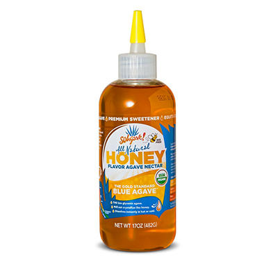 Sohgave Honey Agave - 17 oz.