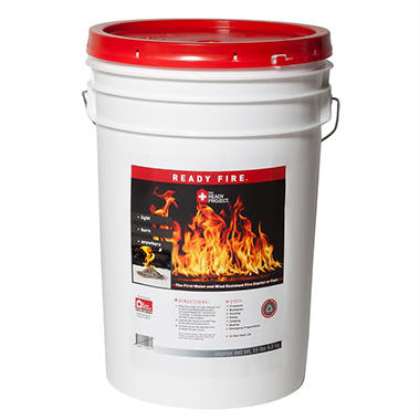 The Ready Project Ready Fire Bucket