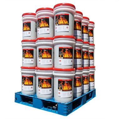 The Ready Project Ready Fire Pallet - 36 buckets