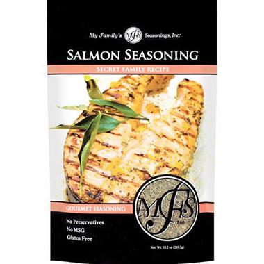 MFS Salmon Seasoning - 10.2oz
