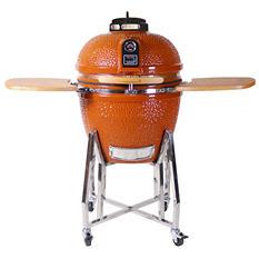 Vision Grills Classic B-Series Kamado Grill - Orange