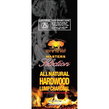 Best of the West Hardwood Lump Charcoal-20lb