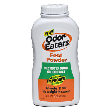 Odor-Eaters Deodorant Foot Powder - 2 pk.