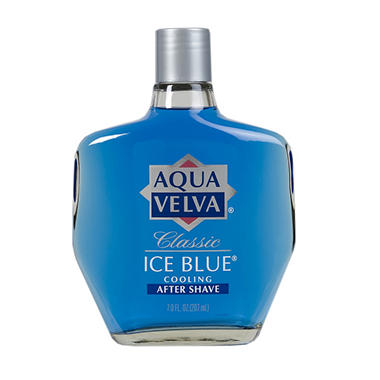 Aqua Velva Classic Ice Blue After Shave - 2 pk.