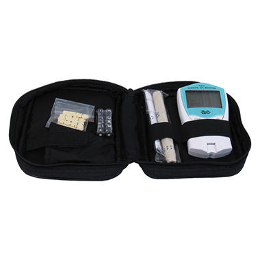 Cholesterol Chek Biometer Glucose and Cholesterol Monitoring System