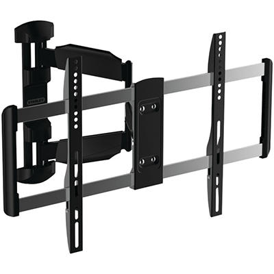 "Stanley Large Full Motion TV Mount fits most 37""-70"" TVs"