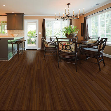 Select Surfaces™ Laminate Flooring - Sandalwood