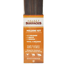 Select Surfaces™ Laminate Molding kit - Sandalwood