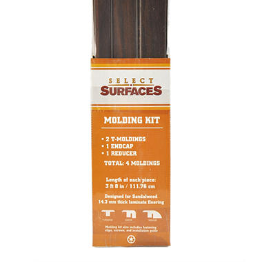 Select Surfaces™ Laminate Molding kit – Sandalwood