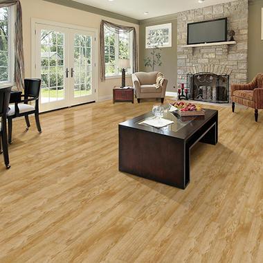 Select Surfaces Classic Oak Laminate Flooring Sam S Club