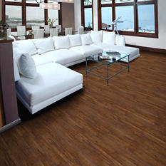 Select Surfaces Cocoa Walnut Laminate Flooring - Various Order Sizes Available