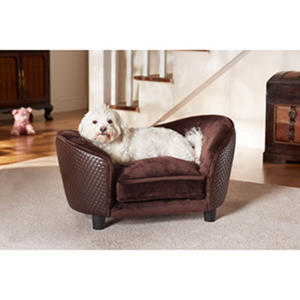 Enchanted Home Pet Basketweave Snuggle Bed