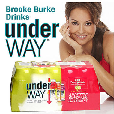 underWAY™ Beverage - Acai and Pomegranate