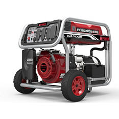A-iPower 12,000 Watt Gasoline Powered Portable Generator with Electric Start
