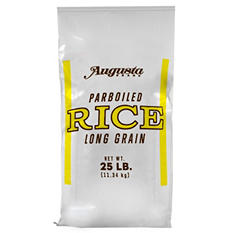 Augusta Long Grain Parboiled Rice - 25 lbs.