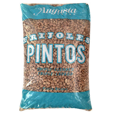 Augusta Pre-Washed Pinto Beans - 25 lbs.