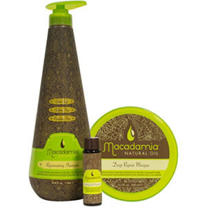 Macadamia Professional Hair Trio