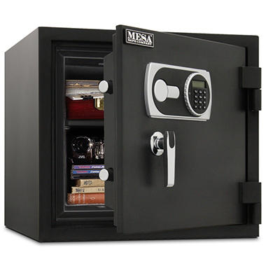 Mesa - Fire/Water Resistant Safe - 1.5 Cubic Feet