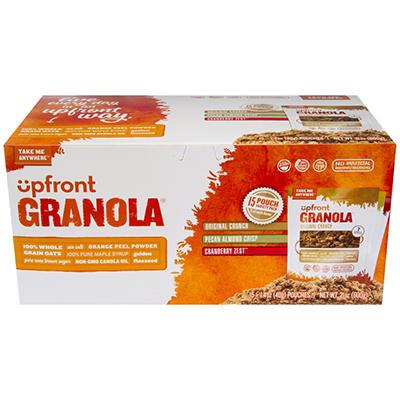 Upfront Granola Variety Pack (1.4 oz., 15 ct.)