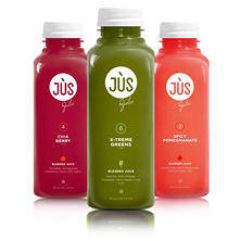 JUS by Julie 5-Day Blended Juice Cleanse
