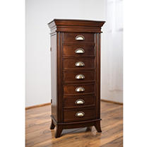 HH JEWELRY ARMOIRE HILLARY